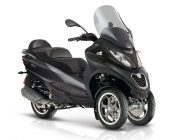 SCOOTER-MP3-SPORT-300-noir