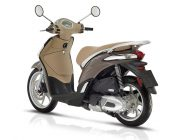 SCOOTER-Piaggio-Liberty-IGET-125-marron