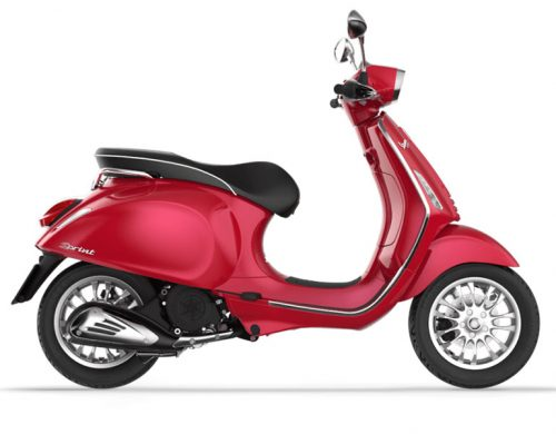 Vespa-sprint-2T-rouge